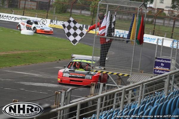 2017 Irish Open Championship & Ballymena Raceway 40th Anniversary Trophy - Brian Lammey