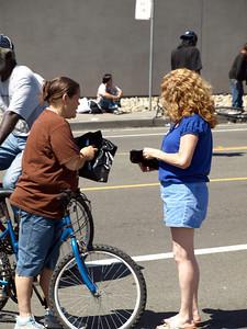 Homeless Outreach - June 25, 2011