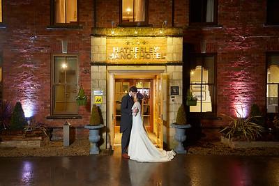 Lauren & Ben - Hatherley Manor Hotel
