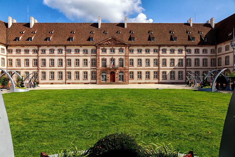 Ancien Hôpital, Colmar, Alsace