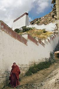 Shigaste, Tibet