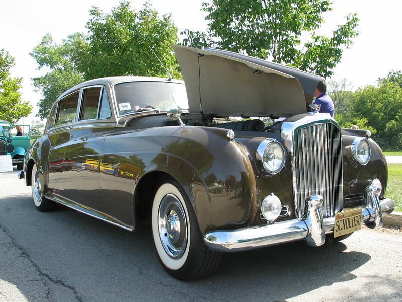 1958 Bentley 'S'