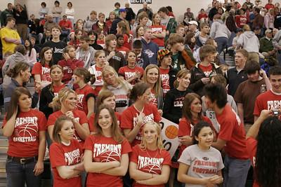 Boys Varsity Basketball - 3/14/2006 Regionals  Muskegon Heights