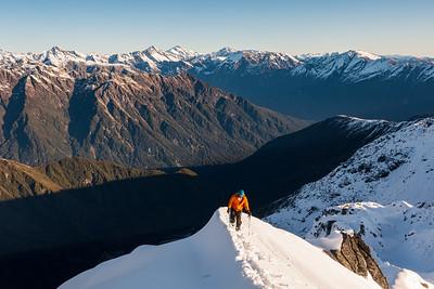Ryan Peak, 17-20 July 2020