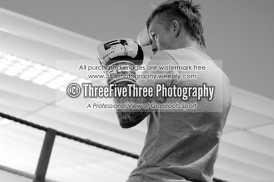 Black Country Boxing Gym (2/8/12)