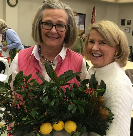 Floral workshop with Jenny and Marnie