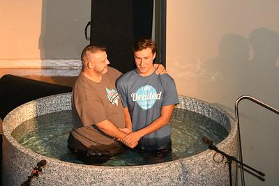 November 2nd, 2019 Baptism