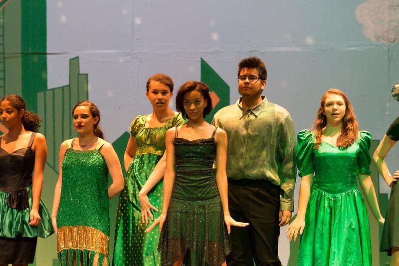 """Emerald City Ballet"" -- ""The Wiz"", Montgomery Blair High School spring musical, March 26, 2017"