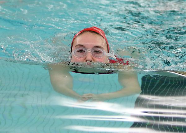 SNMS Swimming vs Rensselaer 2016