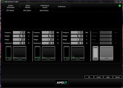 The PC Phenom2 X3 720 and new I5 2500K