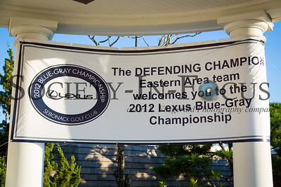 Lexus Blue-Gray Championship at Sebonack Golf Club in Southampton, NY on September 24-26, 2012