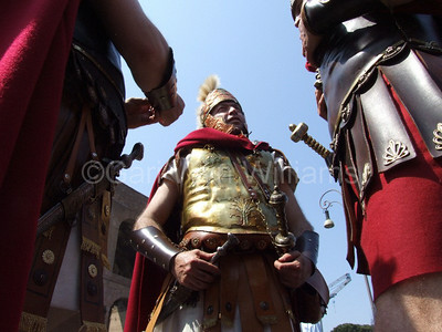 The Birth of Rome Celebrations in Rome Italy