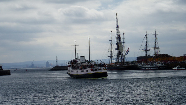 Tall Ships at Hartlepool