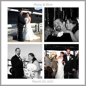 Vu / Leanza ~ wedding ~ The Moshulu, Philadelphia