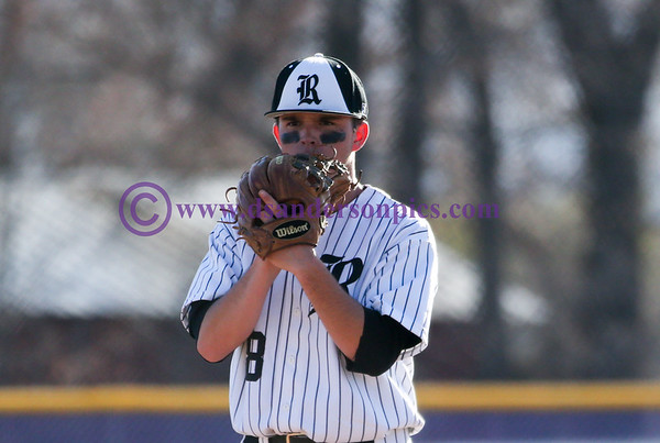 2015 03 10 TAYLORSVILLE VS RHS BOYS BASEBALL