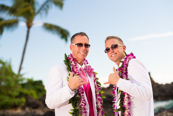 Jeff & CJ, Unedited Beach Shots