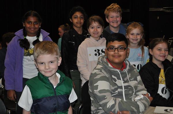 District Spelling Bee 2020