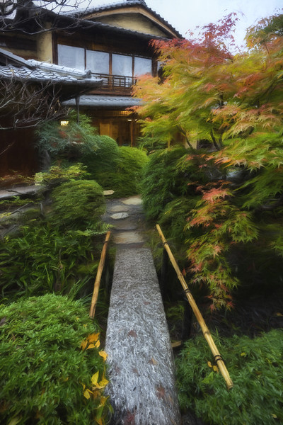 Along the Philosopher's  Path