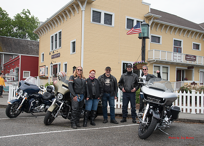 Port Townsend Pre-ride  May 26, 2019