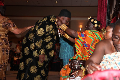 2012 African Family Induction - NIGERIA