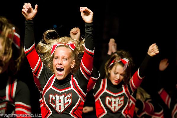 Comp Cheerleading in Orlando 4-6-12