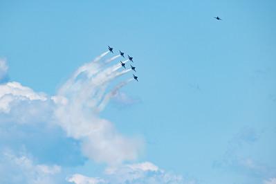 Blue Angels, Detroit, 5-12-20