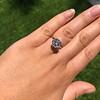 3.30ct Vintage Asscher Cit Diamond GIA J VS1 33