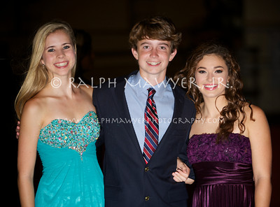 Football - Boerne Homecoming Court (2013)