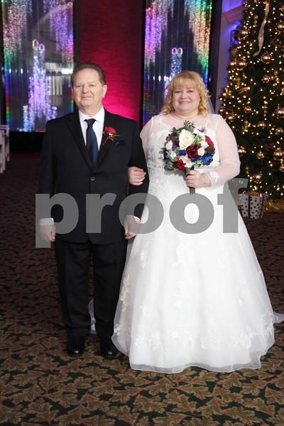 Lisa & Dave's 12/07/19 Wedding