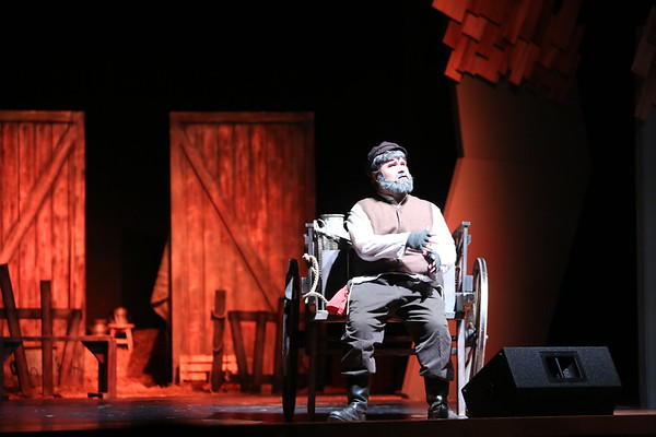 Fiddler on the Roof PCS