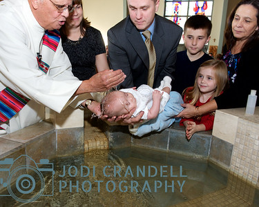Baptism & Christening
