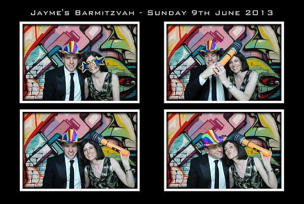 Jayme's BarMitzvah