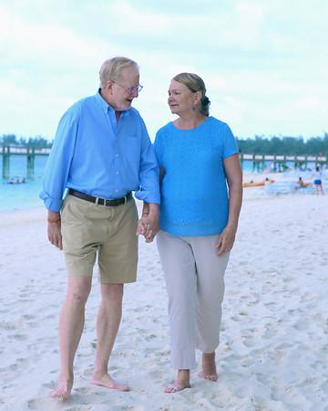 Jill and Family Bahamas Vacation