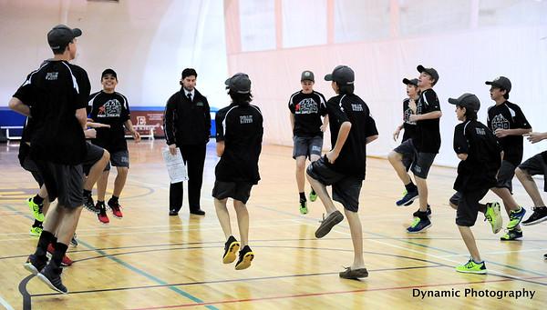 FSD Peak Athletics Hockey Program