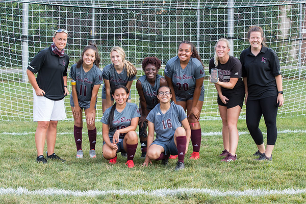 Lady Bears Soccer Senior Night