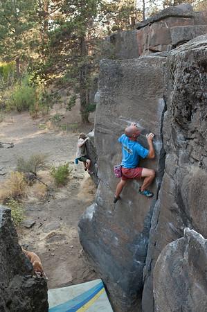 Central Oregon Bouldering - MBV Boulders