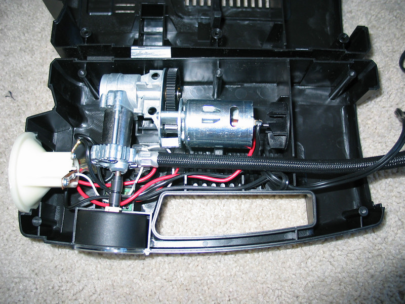 Contents of original mini aircompressor
