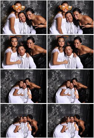 Tamayo-Ortiz Wedding Photobooth