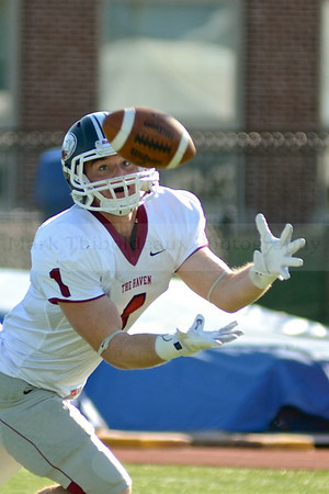 Lock Haven Football v. Millersville 10.26.13