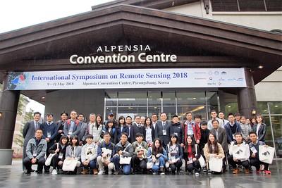 20180509國際遙測研討會ISRS