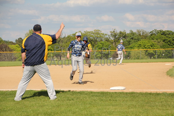 baseball regional semi-final v. christian life . 5.18.16