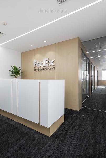 FedEx Trade & Networks Hanoi Office - Apes Design