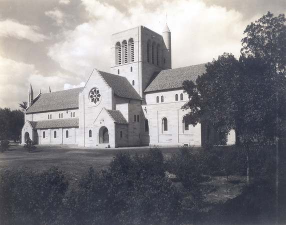 Shove Chapel South Side circa Early 1930's