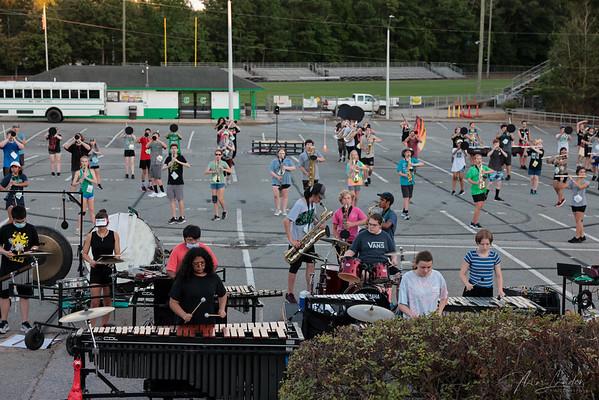 2021-08-18 Band Camp