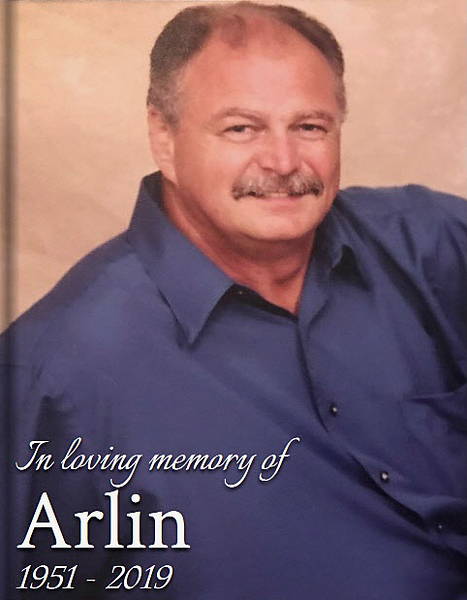 Arlin Lee Yeager (1951 - 2019)