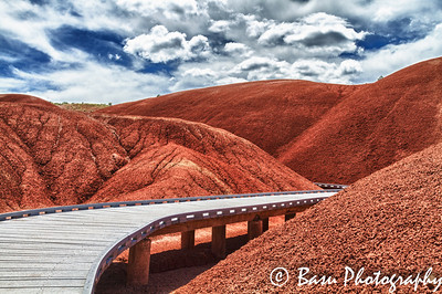 Painted Hills - Crater Lake