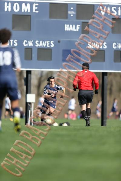 4/13/2021 Johnston @ Roosevelt Boy's Varsity Soccer