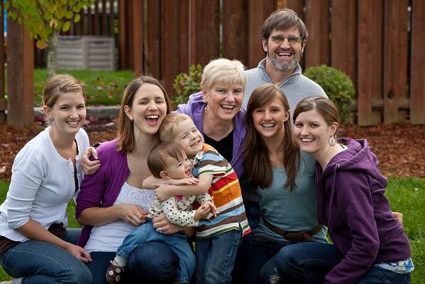 2010 Peil Family