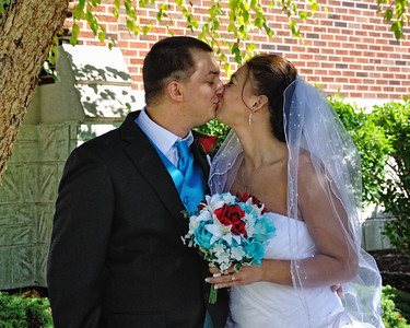 Laura and Eric 2014