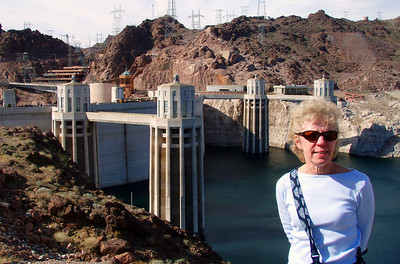 Hoover Dam and the New Bridge (Nov. 7 and 10)